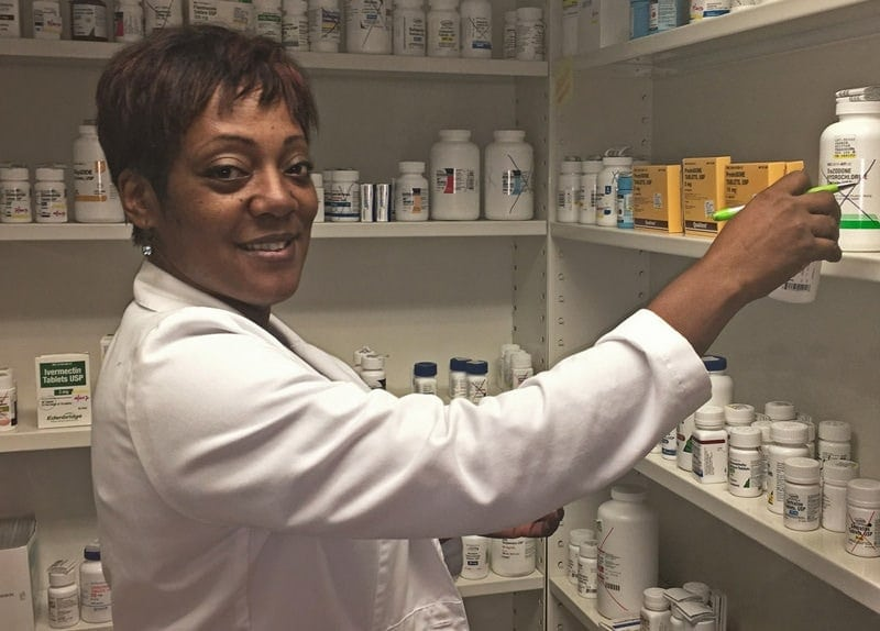 Suzette Wood, Pharmacy Manager